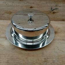 Butter Dish Stainless Steel