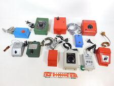 CC35-15# 11x DC Titan/Trix/Lima/Carrera/Lego etc Bastler-Transformator ungeprüft