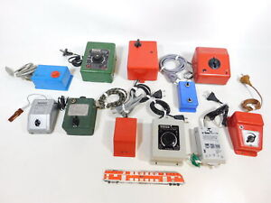 CC35-15 #11x Dc Titan / Trix / Lima / Carrera/lego Etc. Bastler-Transformator