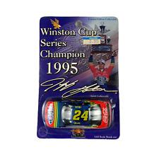 Jeff Gordon # 24 DuPont 1995 Winston Cup Series Champion 1:64 Die Cast Car