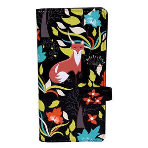 Forest Foxes - Large Zipper Wallet - Shagwear - New