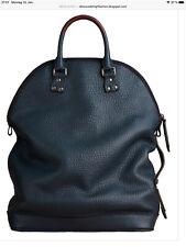 100% Original BURBERRY Prorsum St.Ives Runwaypiece Special Edition bag navy