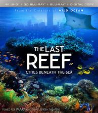 Imax: The Last Reef: Cities Beneath The Sea [New 4K UHD Blu-ray] With Blu-Ray,