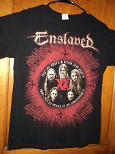 Enslaved- tour t shirt