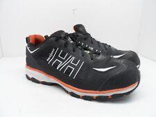 HELLY HANSEN Mens Aluminum Toe Composite Plate Low Cut Safety Shoes Black 9.5M
