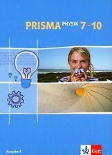 Prisma Physik - Ausgabe A. Berlin, Saarland, Hess... | Buch | Zustand akzeptabel