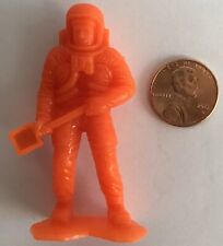 Vintage 1970's Marx US Astronaut Landing Base Play set Figure Toy #3 Spaceman