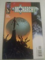 The Monarchy #5 September 2001 Wildstorm DC Comics Young Ormston