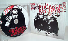 SHOW OF HANDS - Arrogance Ignorance And Greed  (2010)  Digipack