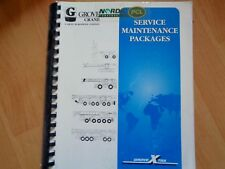 Grove RT 600C series crane factory service maintenance packages manual OEM **