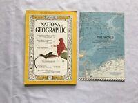 National Geographic Magazine - November 1960 - Triton Follows Magellan's Wake