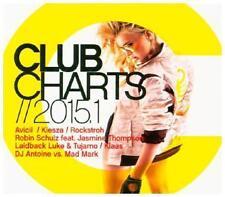 Club Charts 2015.1 von Various Artists (2015)