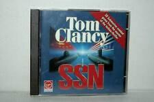 TOM CLANCY SSN GIOCO USATO PC CDROM VERSIONE INGLESE GD1 41402
