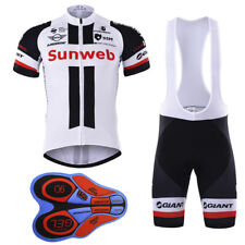 Ropa ciclismo verano Sun. equipement maillot culot cycling jersey maglie short