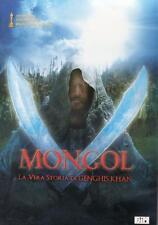 DVD • Mongol La vera Storia di GENGHIS KHAN PREMIO OSCAR ITALIANO