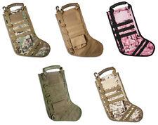 Tactical Camo Christmas Stocking - Various Color - Perfect Stocking Stuffer