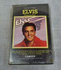 ELVIS PRESLEY Cassette ~ FLAMING STAR ~ CAM490 Camden Pickwick