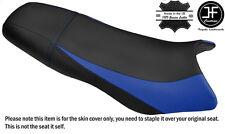 STYLE 2 BLACK & R BLUE CUSTOM FOR SEADOO GSX GS RFI 96-04 VINYL SEAT COVER STRAP