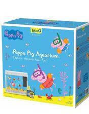 Tetra Peppa Pig Aquarium Tanks for kids, White