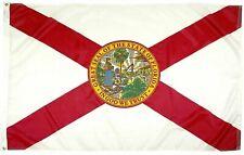 Florida State Flag 3x5 FT Banner Indoor Outdoor Everglades Atlantic USA 100D