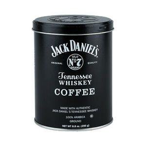 Jack Daniels Tennessee Whiskey Ground Coffee 250g (8.8 OZ)