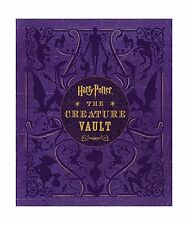 Harry Potter: The Creature Vault: The Creatures and Plants of t... Free Shipping