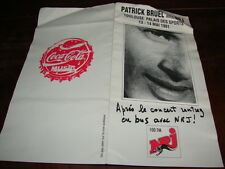 PATRICK BRUEL - FLY CONCERT TOULOUSE 1991 !!!!!!!!!!!!!