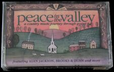 Peace in the Valley: Alan Jackson, Brooks & Dunn... (Cassette, 1997, Arista) NEW