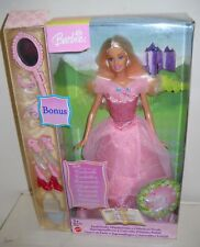 #639 NRFB Mattel Foreign Princess Collection Cinderella Barbie