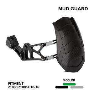 Rear Mud Guard Mudguard Fender For Kawasaki Z1000 Z1000SX Z 1000 2010-2016
