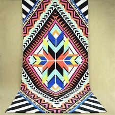 BN Victoria Secret PINK diamond rhombus towel for gym sports beach 100% cotton