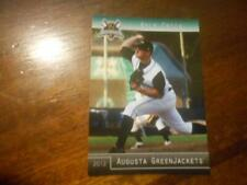 2012 AUGUSTA GREENJACKETS Single Cards YOU PICK FROM LIST $1 to $2 each OBO