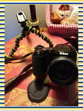 Nikon Digital Camera Coolpix L330. See Pics. Good Condition. Equipment Included.