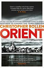 Orient by Bollen, Christopher Book The Cheap Fast Free Post