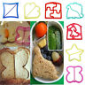 Lovely Kids Lunch Food DIY Mould Sandwich Toast Cookies Cake Bread Cutter Mold
