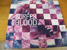 SURFER BLOOD ASTRO COAST LP MINT- RED VINYL
