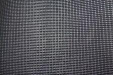 Genuine Fender Black/Silver Grill Cloth, 2ft. x 3ft. Precut Piece,MPN 0037788002