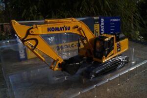 """First Gear Komatsu PC360LC-11 Kettenbagger """"Update"""" Neu OVP"""