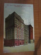 1911 Real Estate Trust Building, Girard-Betz Building, Philadelphia, PA Postcard
