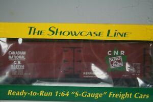 S Helper Showcase Line  Canadian National Reefer #1