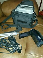 Sony HDR-CX260V High Definition Handycam 8.9 MP Camcorder 30x Zoom Used& WORKS