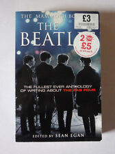 THE MAMMOTH BOOK OF THE BEATLES EDITED BY SEAN EGAN - 2009 PAPERBACK - V.G.C.