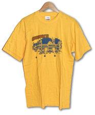 Archigram Architects Walking City Yellow Unisex T Shirts - Limited Edition