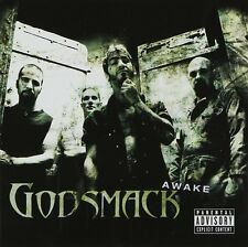 Godsmack - Awake | Enhanced CD UNIVERSAL RECORDS 2000