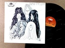 Aerosmith - Draw The Line Europe LP 1977 + Innerbag .