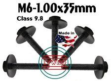 M6-1.00 x 35mm Metric Hex  Screw W/ Spin Washer LT-M0635L ( Qty 15)