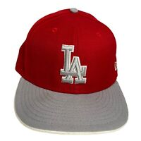 Los Angeles Dodgers LAD MLB Authentic New Era 59FIFTY Fitted Cap 7 1/4