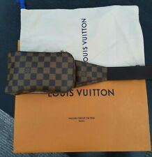 Louis Vuitton Geronimos  Shoulder Bag