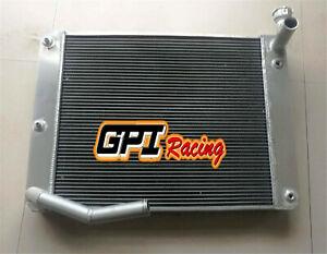 aluminum radiator Fit Jensen Interceptor 6.3L A/T 1967-1973 1972 1971 1970 1969