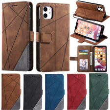 Wallet Flip Leather Phone Case Cover For iPhone 11 12 Pro Max XS XR SE 2020 7 8P